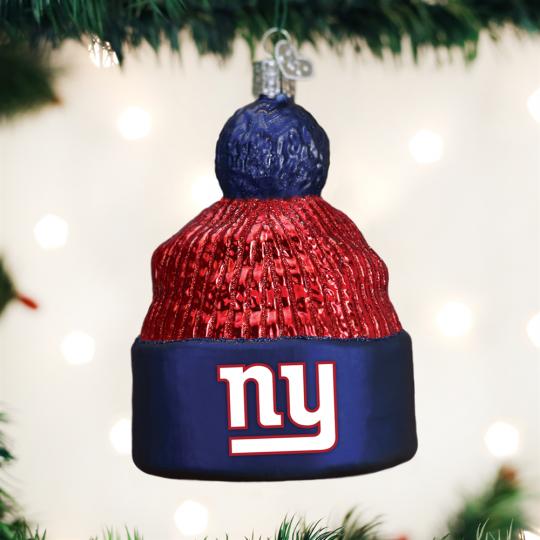 New York Giants Nfl Football Beanie